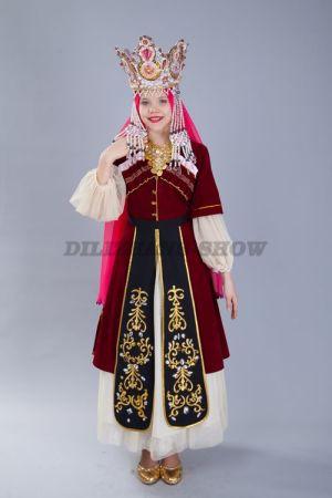 Кавказские детские национальные костюмы