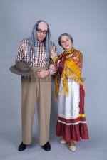 5218. Дедушка с Бабушкой рядышком