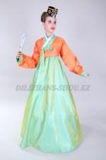 Корейский подростковый костюм ханбок