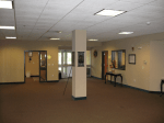 19. Narthex looking toward Main Entrance and Administration Area  - Completed