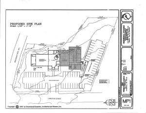 2002 REVISED MASTER PLAN - SITE PLAN