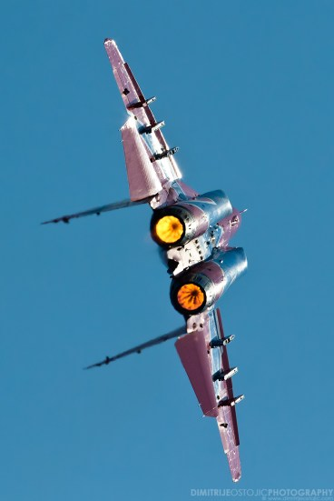 Aerobatic display team strizhi (swifts) - MiG-29 9.13
