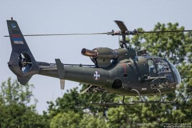 SA-321 / 342 Gazelle - 714. squadron Shadows / 714.pohe SENKE