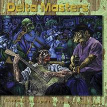 """Delta Masters"" CD Cover"