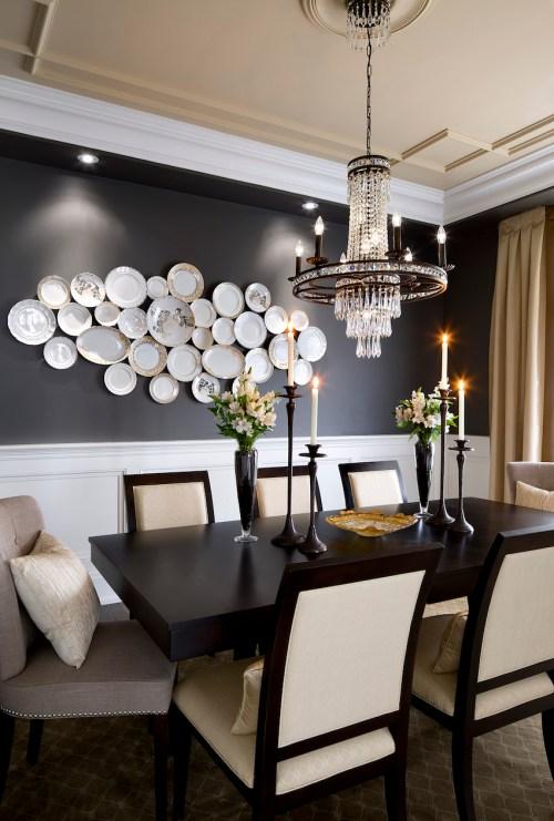 Medium Of Dining Room Table Decor