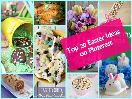 Easter Ideas From Pinterest