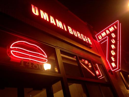 Umami Burger Chicago