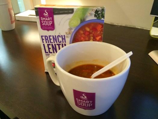 Smart Soup French Lentil