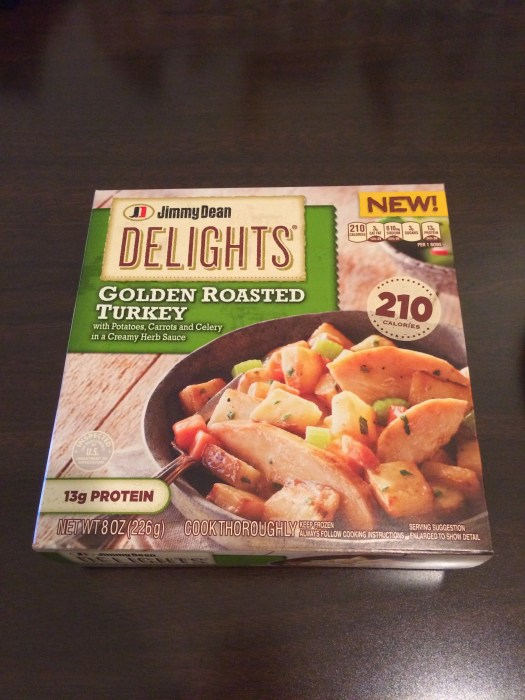Jimmy Deans Delight Golden Roasted Turkey