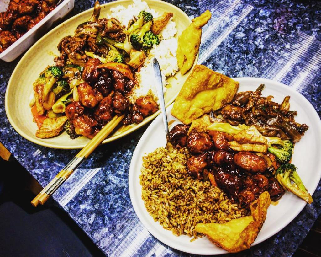 New Black Wednesday tradition Chinese food and lots of ithellip