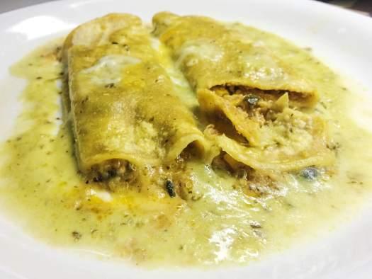 Quinoa Enchiladas (2)