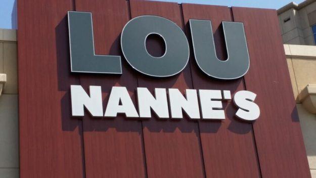 Lou Nanne's Exterior