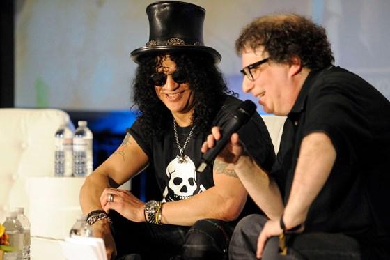 Slash interviewed at 2012 Slacker Canadian Music Week