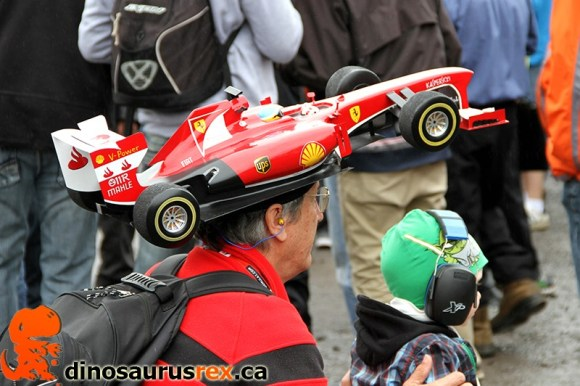 2013 Montreal Grand Prix - F1 Hat