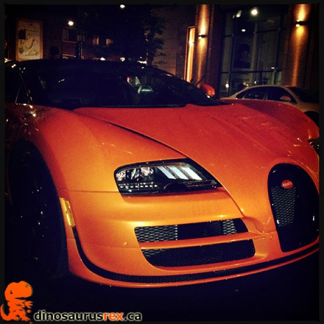 Bugatti Veyron Grand Sports
