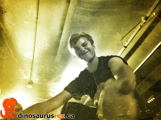 Adrian Lux - The Hoxton - Dec 22, 2012