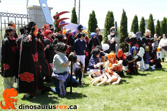 Anime North 2013 - Naruto Cosplay