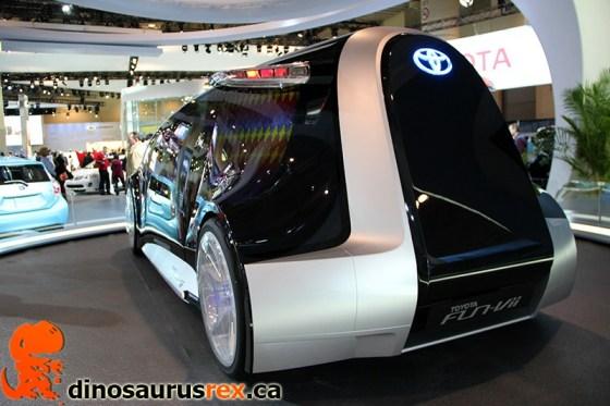 Toyota Fun Vii