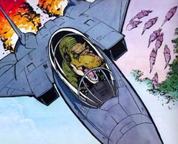 Dinosaur Jetplane
