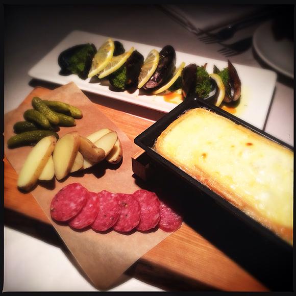 Bier Markt - Raclette
