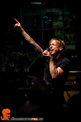 Billy Talent - toronto - nxne - 2013
