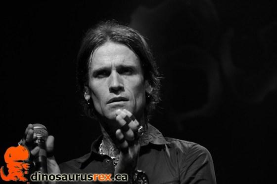 Josh Todd - Buckcherry - Phoenix Concert Hall - Toronto, Canada