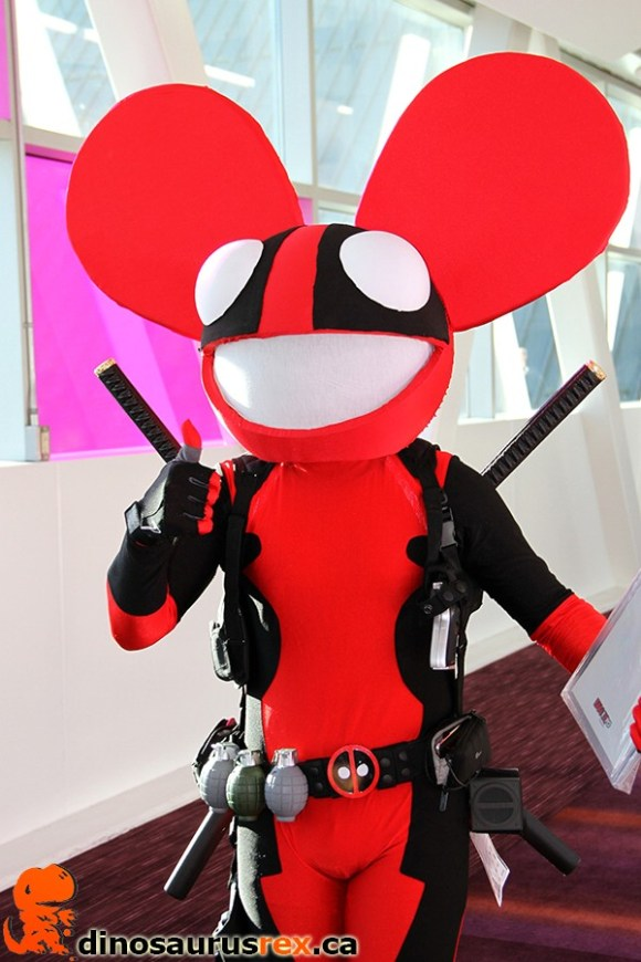 deadpool deadmau5 cosplay