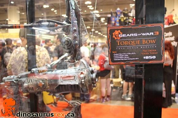 gears of war - torque bow