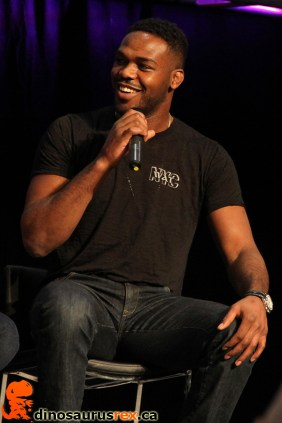 jon jones - ufc - gentlemens expo - 2013
