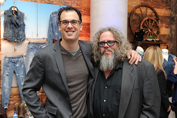 Daniel Schechter, Mark Boone - tiff 2013