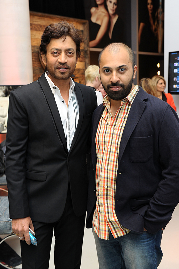 irrfan khan and ritesh batra - tiff 2013