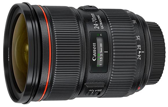 Canon EF 24-70 mm F2.8L II USM