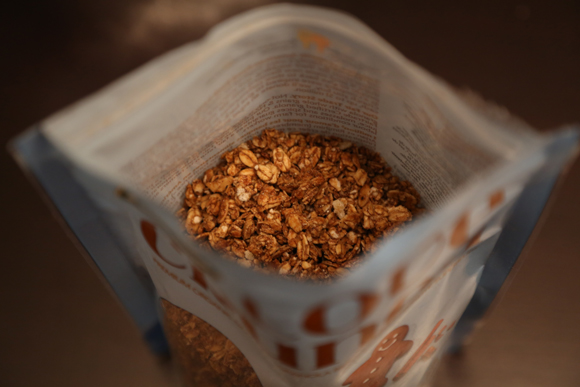 Love Crunch Gingerbread Granola by Nature's Path