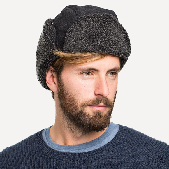 Frank & Oak - Wool Aviator Hat