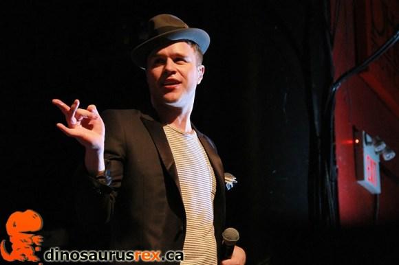 Olly Murs - May 2013 - Toronto