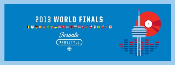 Red Bull Thre3style World DJ Championships 2013 - #rb3style