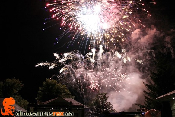 Revive Magazine 5th Anniversary - Fireworks