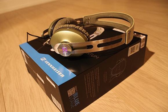 Sennheiser MOMENTUM Headphones - REVIEW