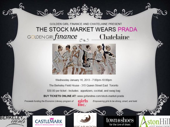 The Stock Market Wears Prada
