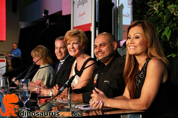2013 Ultimate Food Challenge - Judges - Toronto