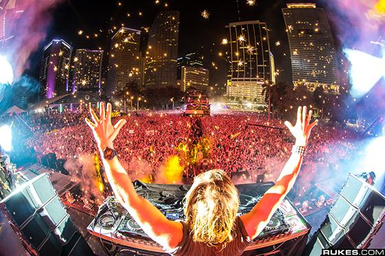 Ultra Music Festival 2013 - Rukes.com