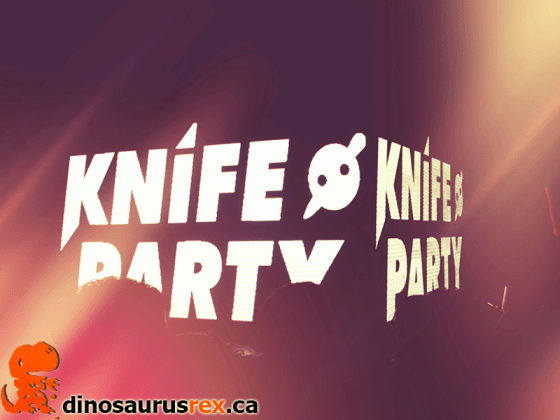 VIVA @ Guvernment - Knife Party