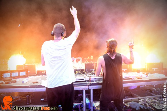 Dimitri Vegas & Like Mike - Digital Dreams 2014