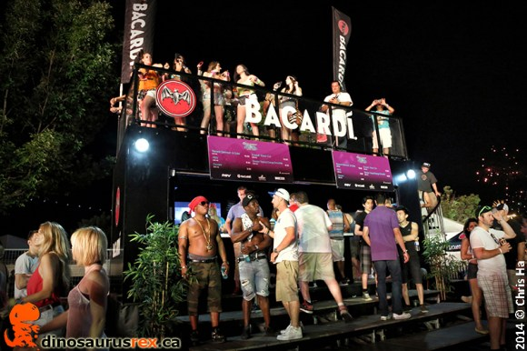 Bacardi Cabana - Digital Dreams 2014