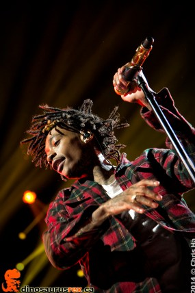 Wiz Khalifa - Under the Influence of Music Tour - Toronto