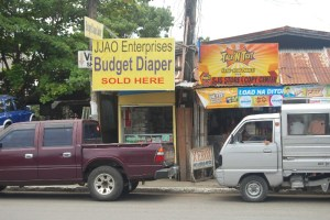 JJAO Enterprises Budget Diaper