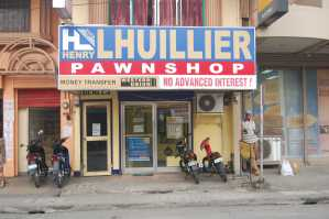 Henry Lhuillier Pawnshop and Jewerly Store (Osmena St.)