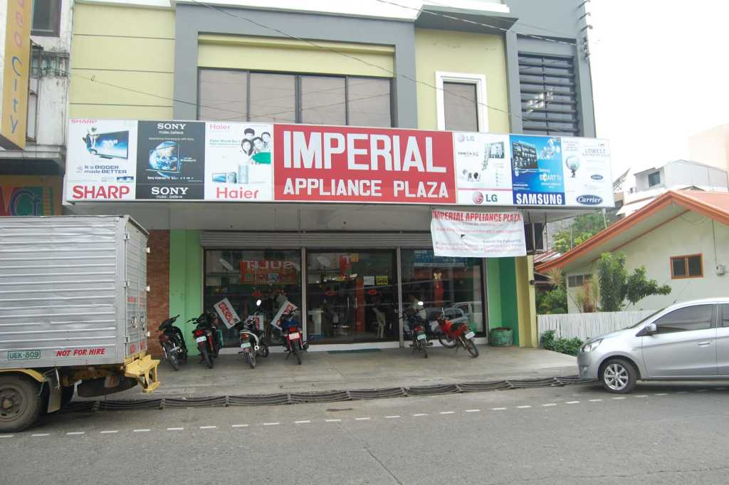 Imperial Appliance Plaza (Dipolog Branch)