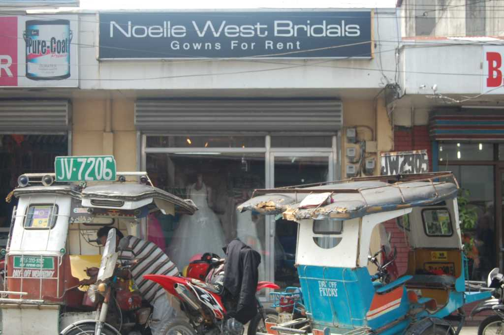 Noelle West Bridal House