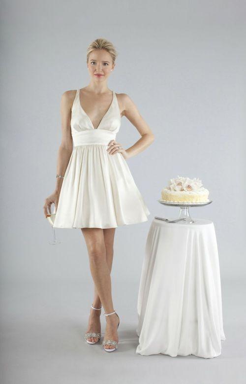 Medium Of Little White Dress